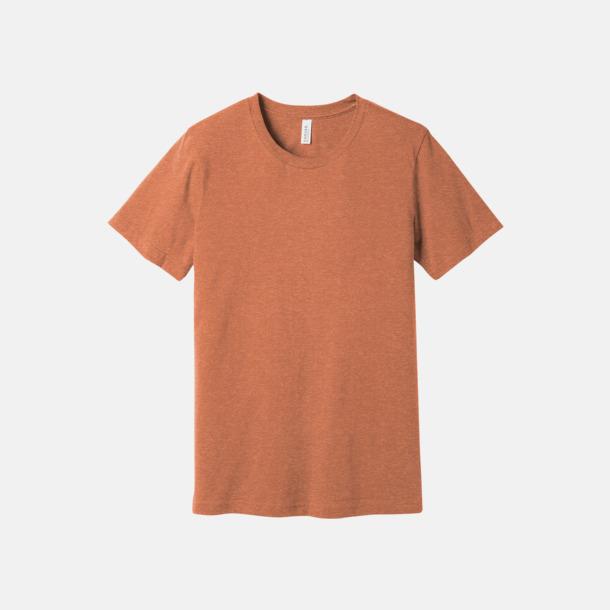 Heather Autumn T-shirts för herr och dam - med reklamtryck