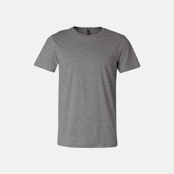 Deep Heather T-shirts för herr och dam - med reklamtryck