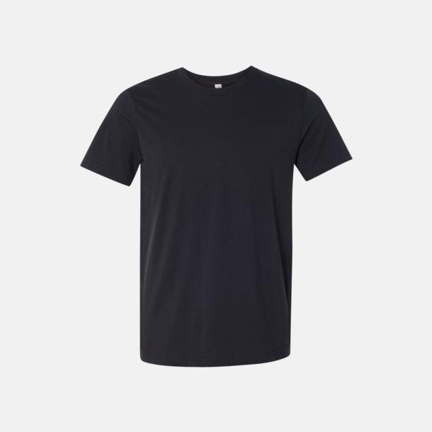 Vintage Black T-shirts för herr och dam - med reklamtryck