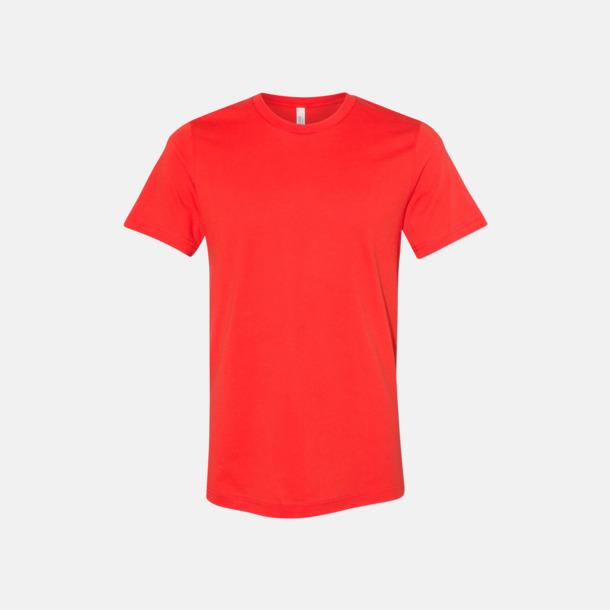 Poppy T-shirts för herr och dam - med reklamtryck
