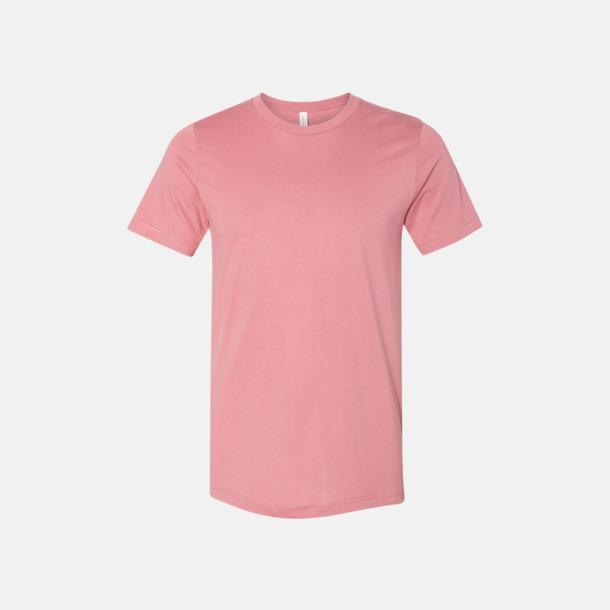 Mauve T-shirts för herr och dam - med reklamtryck