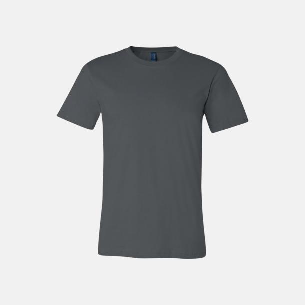 Asphalt T-shirts för herr och dam - med reklamtryck
