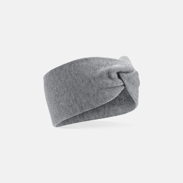 Grey Marl Pannhand med en skruv - med reklamlogo