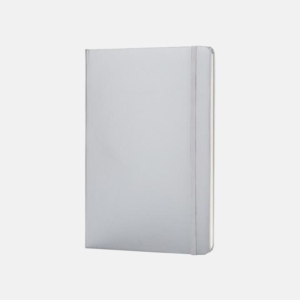 Silver Anteckningsböcker i A5 med reklamtryck
