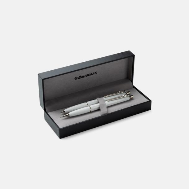 Premium Box, öppnad (tillval) Ballografpennor med eget tryck