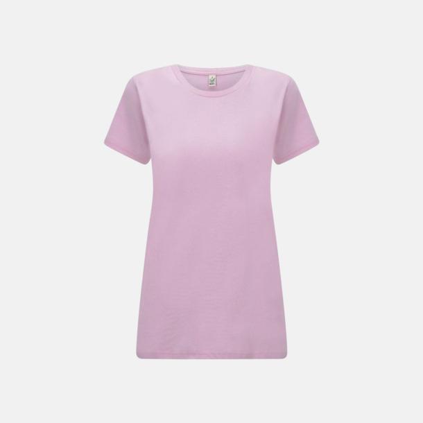 Sweet Lilac (dam) Eko t-shirts för vuxna & barn - med reklamtryck