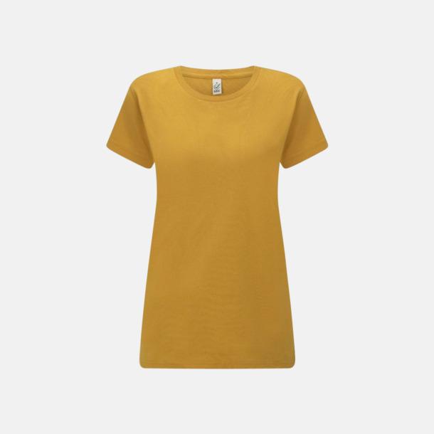 Mango (dam) Eko t-shirts för vuxna & barn - med reklamtryck