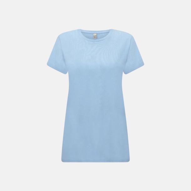 Aqua Marine (dam) Eko t-shirts för vuxna & barn - med reklamtryck