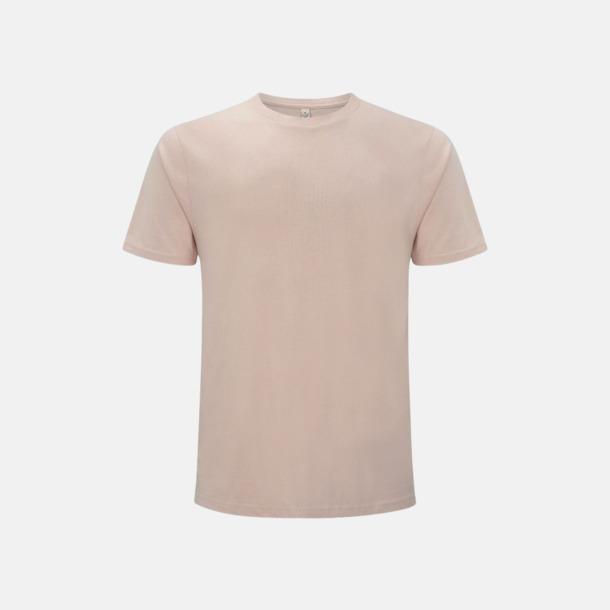 Misty Pink (unisex) Eko t-shirts för vuxna & barn - med reklamtryck