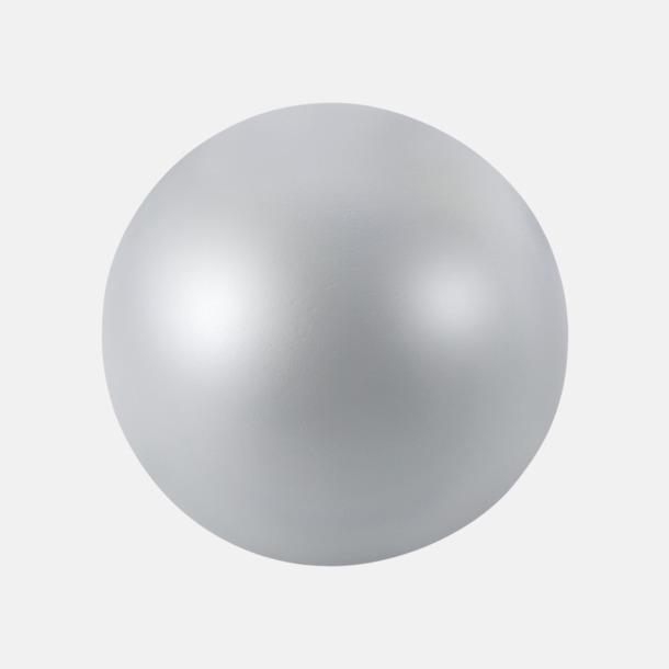 Silver Trycka stressbollar - Stressbollar med tryck