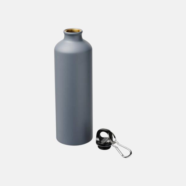 Stora vattenflaskor i matt finish med reklamtryck