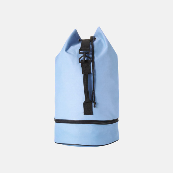 Sjömansväskor i polyester med tryck