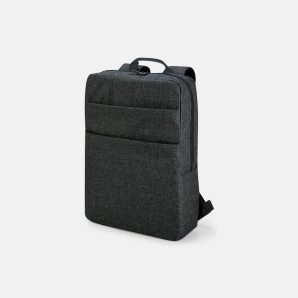 """Mörkgrå Gråmelerad laptopryggsäck 15,6"""""""