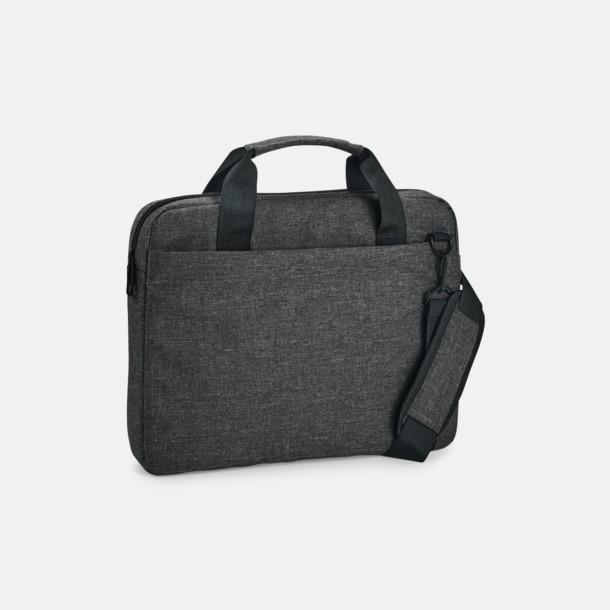"""Mörkgrå Melande laptop väska 14"""""""