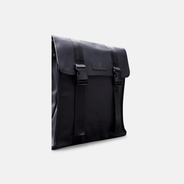 Lasergraverad Etikett Köp ryggsäckar från Vinga of Sweden med eget tryck hos oss på Medtryck