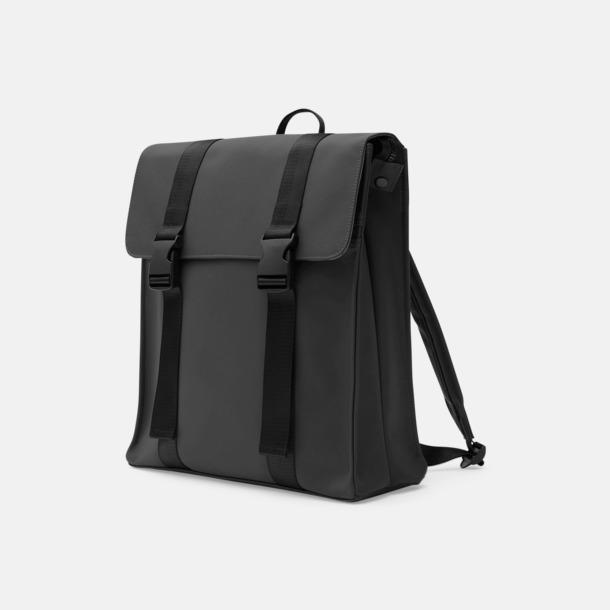 Svart Köp ryggsäckar från Vinga of Sweden med eget tryck hos oss på Medtryck
