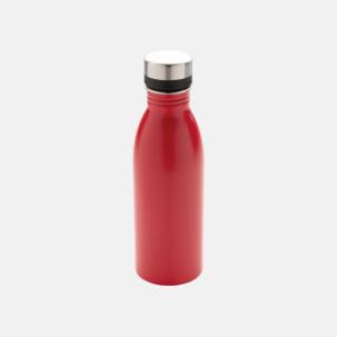 Vattenflaskor i stål från Medtryck med egen logga