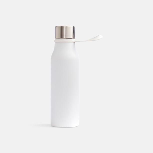Vit Termosflaskor från Vinga of Sweden med egen logga