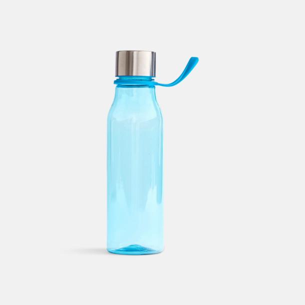 Ljusblå Vattenflaskor i BPA-fri tritan från VINGA of Sweden med egen logga