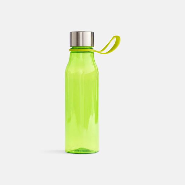 Limegrön Vattenflaskor i BPA-fri tritan från VINGA of Sweden med egen logga