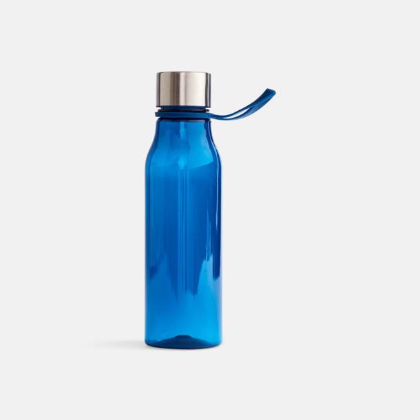 Marinblå Vattenflaskor i BPA-fri tritan från VINGA of Sweden med egen logga