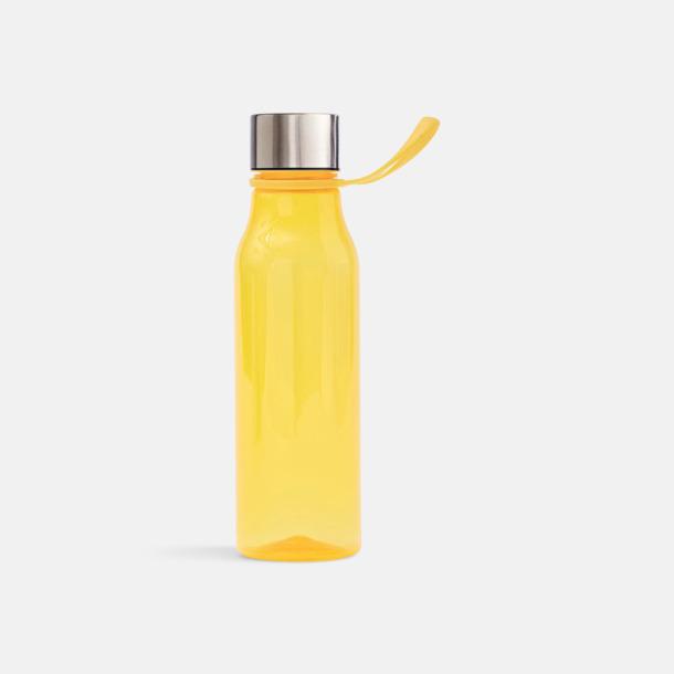 Gul Vattenflaskor i BPA-fri tritan från VINGA of Sweden med egen logga