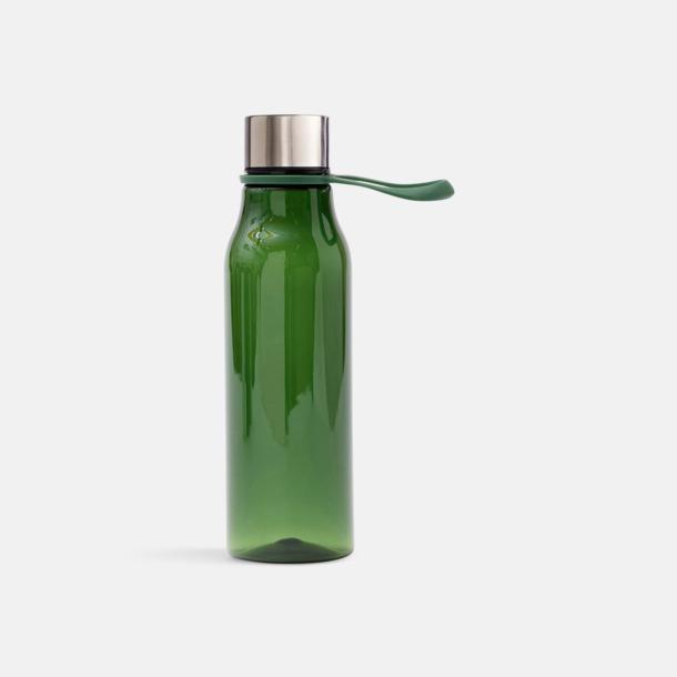 Mörkgrön Vattenflaskor i BPA-fri tritan från VINGA of Sweden med egen logga