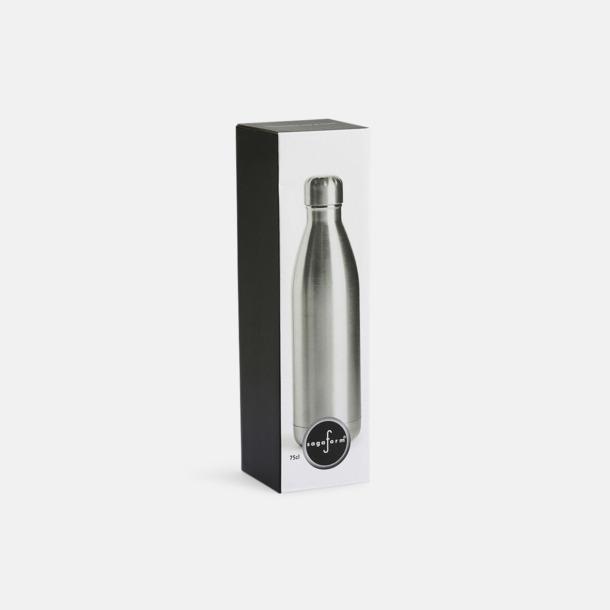 Box Stora stålvakuumflaskor från Sagaform med reklamtryck