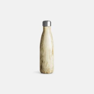 Stålvakuumflaskor från Sagaform med reklamtryck
