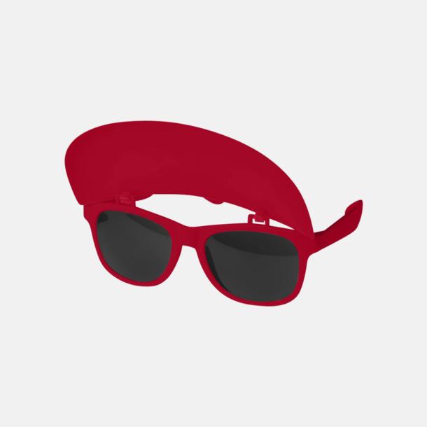 Solglasögon med inbyggd skärm - med reklamtryck