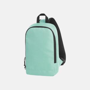 Trendiga monostrap ryggsäckar med reklamtryck
