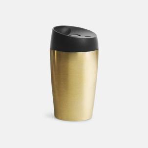 Stålmuggar för take-way kaffe från Sagaform med eget tryck från Medtryck
