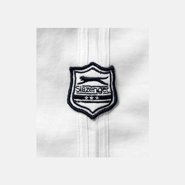 Snygga Varsity tröjor från Slazenger med reklamtryck