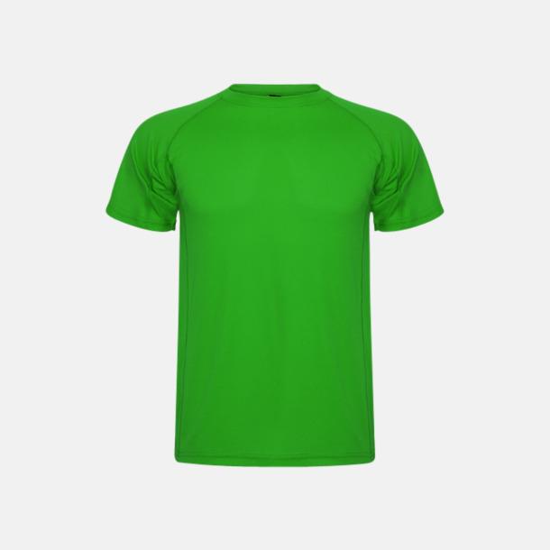 Fern Green (unisex, barn) Billiga sport t-shirts i unisex, dam & barn - med reklamtryck