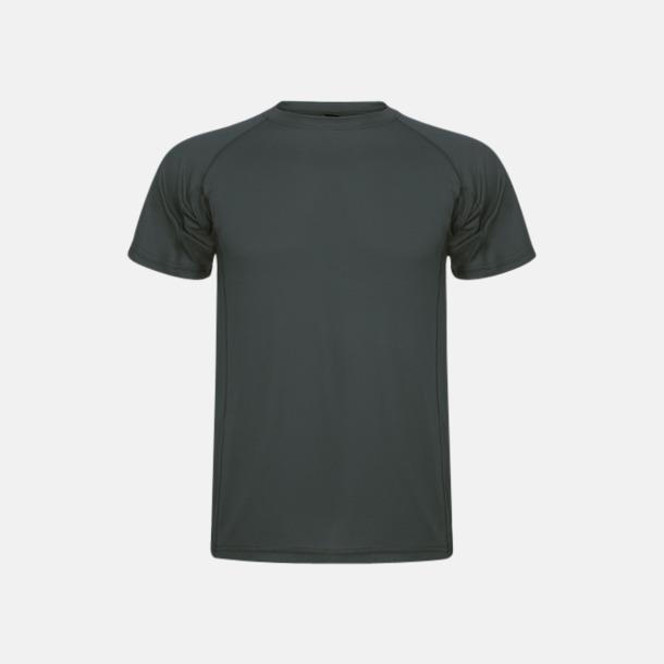 Dark Lead (unisex, barn) Billiga sport t-shirts i unisex, dam & barn - med reklamtryck