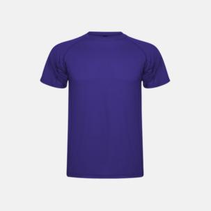 Billiga sport t-shirts i unisex, dam & barn - med reklamtryck