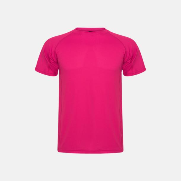 Rosette (unisex, barn) Billiga sport t-shirts i unisex, dam & barn - med reklamtryck