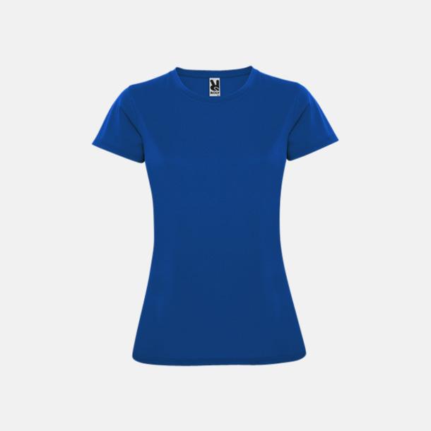Royal Blue (dam) Billiga sport t-shirts i unisex, dam & barn - med reklamtryck