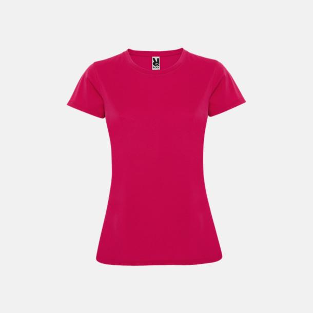 Rosette (dam) Billiga sport t-shirts i unisex, dam & barn - med reklamtryck