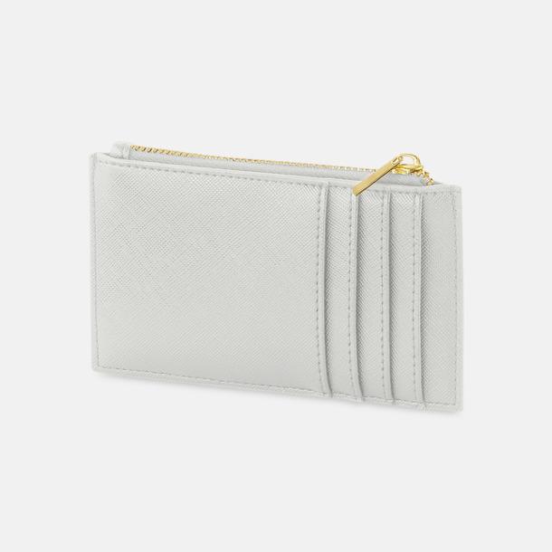 Sports Grey Fuskläder korthållare med reklamtryck