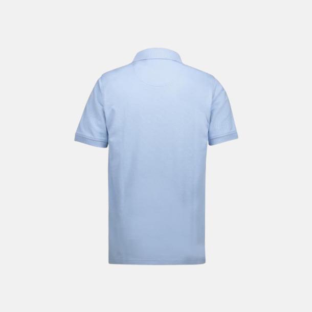 Pikétröjor för herr & dam med reklamtryck