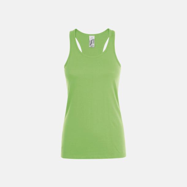 Lime (dam) Billiga linnen med tryck av egen logo