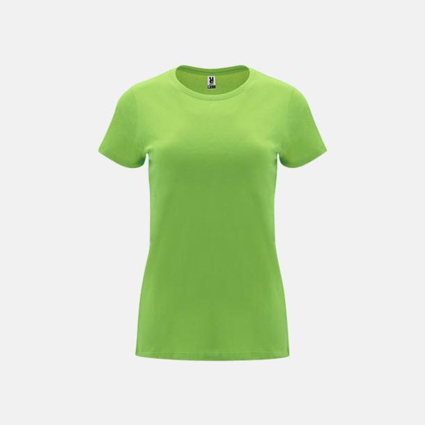 Oasis Green Premium dam t-shirts med reklamtryck