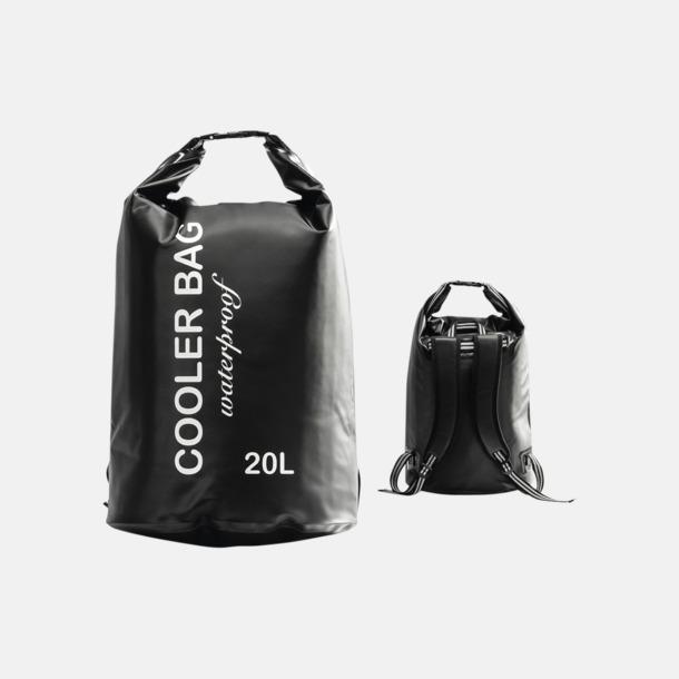 20 liter Vattentåliga roll top-kylbagar i 3 storlekar