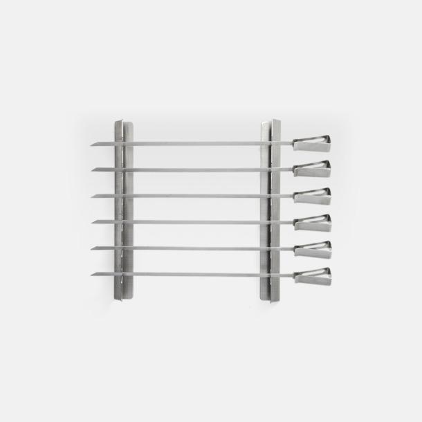 Silver 8-delars grillspett från Leif Mannerström