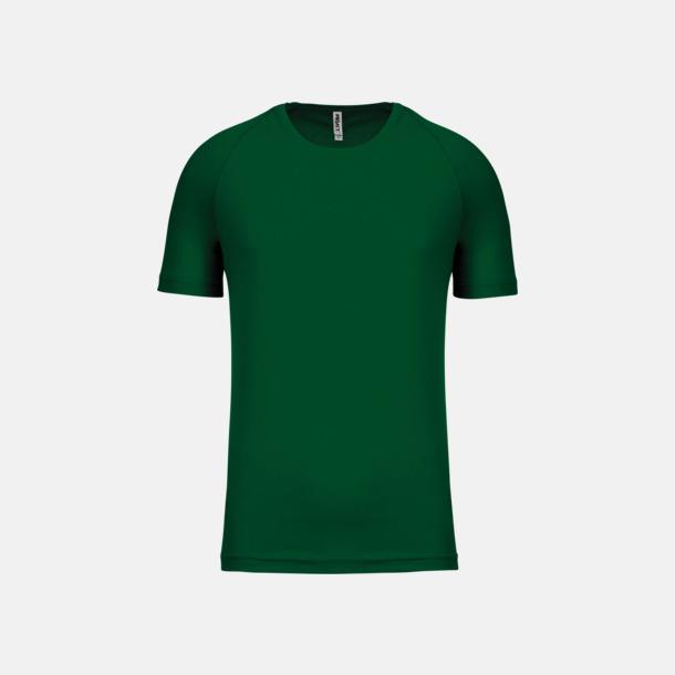 Kelly Green Sport t-shirts i många färger för herrar - med reklamtryck