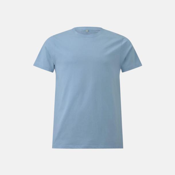 Aqua Marine Unisex eko t-shirts med reklamtryck