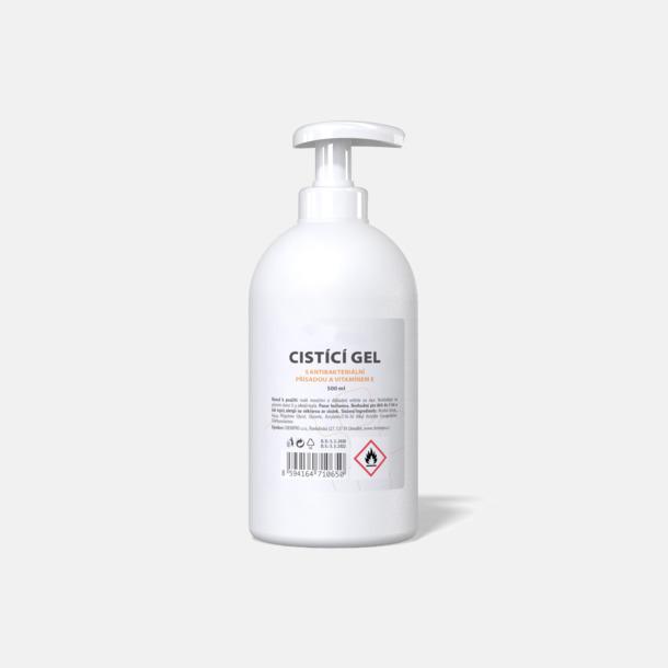 PUMPFLASKA 500 ml Desinfekterande Antibakteriell Gel - Med eget tryck