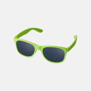 Populära solglasögon i barnstorlek med reklamtryck