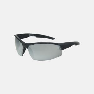 Sportiga solglasögon med oljeglas - med reklamtryck